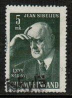 FINLAND  Scott # 249 VF USED (Stamp Scan # 721) - Finland