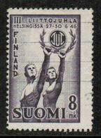FINLAND  Scott # 251 VF USED (Stamp Scan # 721) - Finland