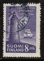 FINLAND  Scott # 252 VF USED (Stamp Scan # 721) - Finland