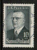 FINLAND  Scott # 263 VF USED (Stamp Scan # 721) - Finland