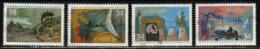 Canada - #1104-1107(4) - Used - 1952-.... Reign Of Elizabeth II