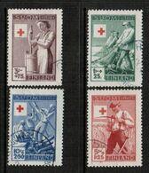 FINLAND  Scott # B 74-7 VF USED (Stamp Scan # 721) - Finland