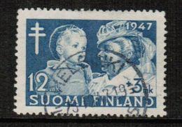 FINLAND  Scott # B 85 VF USED (Stamp Scan # 721) - Finland