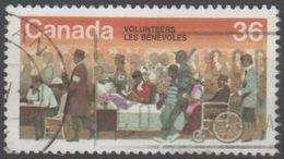 Canada - #1132 - Used - 1952-.... Reign Of Elizabeth II