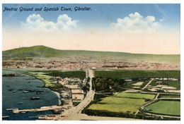 (I 3) Very Old - Gibraltar - Neutral Ground - Gibilterra