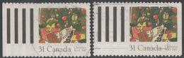 Canada - #1151 - Used Pair - 1952-.... Reign Of Elizabeth II