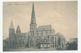 Gand - Eglise St-Jacques - Gent
