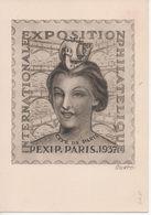 INTERNATIONALE EXPOSITION PHILATELIQUE PARIS 1937 - Altri