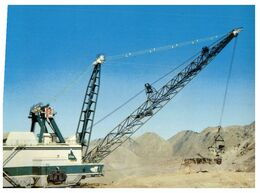 (I 5) Australia - Mining - Moranbah - Open Cut Coal Mine - Mines