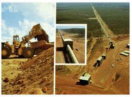 (I 5) Australia - Mining - Gove & Nhulunbuy Mines - Bauxite - Mines