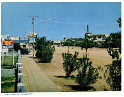 (I 5) Australia - NT - Tennat Creek Paterson Street (hotel) - Hotels & Restaurants