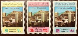 1978Libya652-654Architecture - Libya