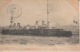 BATEAUX MARINE FRANÇAISE LE SULLY CROISEUR - Krieg