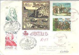 MATASELLOS  1988  ESPAÑA -   CUBA - 1931-Heute: 2. Rep. - ... Juan Carlos I