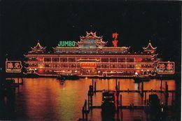 CPM GF -25127 - Hong Kong - Jumbo Floating Restaurant-Envoi Gratuit - China (Hongkong)