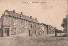 BELGIQUE NAMUR GEMBLOUX CHAUSSEE DE TIRLEMONT - Gembloux