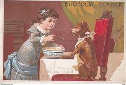 CHROMO CHOCOLAT DEVINCK - Other