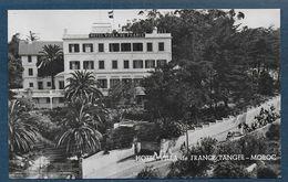 TANGER - Hôtel Villa De France -  Format Cpa - Tanger
