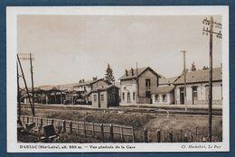 DARSAC - Vue Générale De La Gare - Otros Municipios