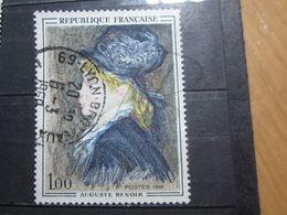 """VEND BEAU TIMBRE DE FRANCE N° 1570 , OBLITERATION """" LYON-BROTTEAUX """" !!! - Francia"""