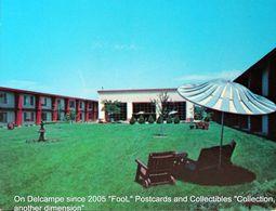 USA  Quality Motel Of Madison Wisconsin HOTEL Motor Inn  ETATS UNIS - Hotels & Restaurants
