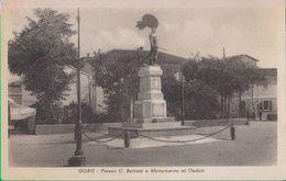 GORO Monumento Ai Caduti. Piazza Cesare Battisti.  234 - Ferrara