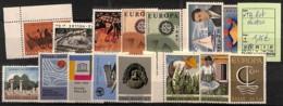 D - [822652]TB//**/Mnh-Grèce  - Tb Lot Divers, Europa-Cept, Agriculture - Sammlungen