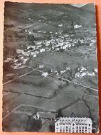CARTE BARBAZAN - 31 - VUE AERIENNE - 1958 - SCAN RECTO/VERSO - 3 - Barbazan