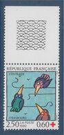 Au Profit De La Croix Rouge L'Entraide, Strasbourg Illustration De L'Entraide 2783 Neuf Avec Bord De Feuille Guilloché - Neufs