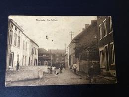 CP Marbais : Rue Saint Roch (~1930) - Villers-la-Ville