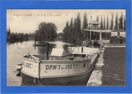 16 CHARENTE - ANGOULEME Le Port L'Houmeau - Angouleme