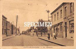 La Chaussée - Fayt-lez-Manage - Manage