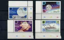 BELIZE 1983 Nr 715-718 Postfrisch (104740) - Belize (1973-...)