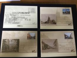 Série De 11 Cartes Postales Illustrées N°114 Neuves - Stamped Stationery