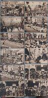 Binche - Congrès Eucharistique 1928 - Série De 22 Cartes (provenant D'un Carnet De 24 ) - Binche