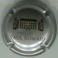 CAPSULE-CHAMPAGNE ROMAIN Paul N°15c Gris Argenté & Noir - Altri