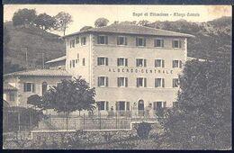 MT19  BAGNI DI CHIANCIANO - ALBERGO CENTRALE - Italy