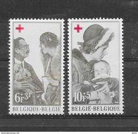 België 1968 Y&T Nr° 1454/55 - Belgium