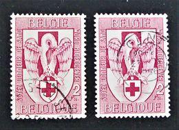 DON DU SANG 1956 - OBLITERES - YT 986 - Belgium
