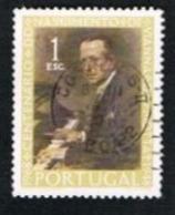 PORTOGALLO (PORTUGAL)  -  SG 1368   - 1969 J.V. DA MOTTA, PIANIST -   USED° - 1910-... República