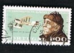 PORTOGALLO (PORTUGAL)  -  SG 1370  - 1969  G. COUTINHO, AVIATOR  -   USED° - 1910-... República