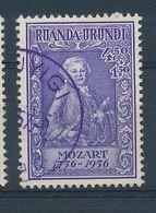 RUANDA URUNDI MOZART COB 200 USED - Ruanda-Urundi