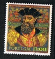 PORTOGALLO (PORTUGAL)  -  SG 1374  - 1969  VASCO DA GAMA, EXPLORER  -   USED° - 1910-... República