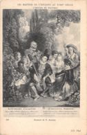 Watteau (Maîtres De L'estampe) - Le Concert Champetre - Tarjetas De Fantasía
