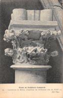 Reims (Musée De Sculpture Comparée) - Cathédrale - Chapiteau Du Triforium - Esculturas