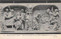 Troyes (Musée De Sculpture Comparée) - Eglise De Saint Nicolas - Détail De Retable - Esculturas