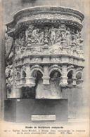 Dijon (Musée De Sculpture Comparée) - Eglise Saint Michel - Dais Surmontant Le Trumeau De La Porte Centrale - Esculturas