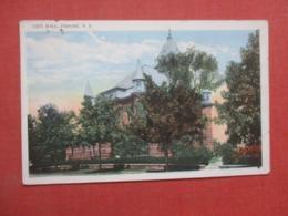 City Hall Passaic   New Jersey   Ref 4286 - Autres