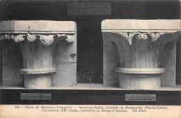 Dommartin (Musée De Sculpture Comparée) - Ancienne Eglise Abbatiale - Esculturas