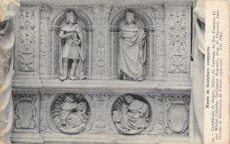 Nantes (Musée De Sculpture Comparée) - Cathédrale - Détail Du Tombeau Du Duc François II - 599 Nd Phot - Esculturas
